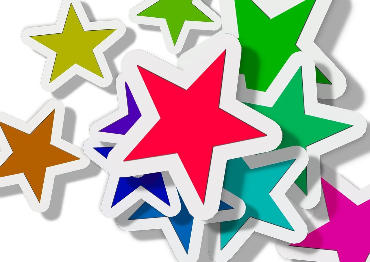BUYMA 評価 星