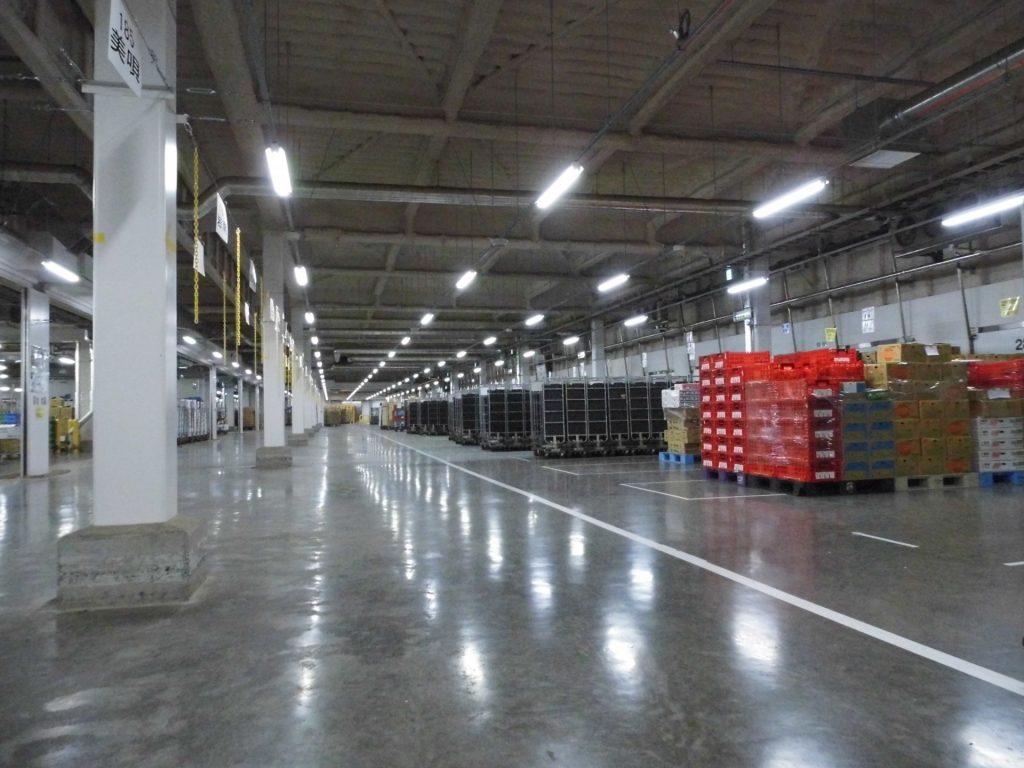 Amazon輸出代行会社 倉庫
