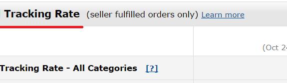 Amazon輸出 追跡番号必須